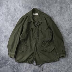 【S-S】M-51 Field Jacket M51 フィールドジャケット ミリタリー 古着 A358