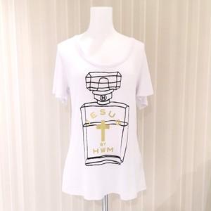 【HOLLYWOOD MADE(ハリウッドメイド)】 WHITE LADYS Tシャツ