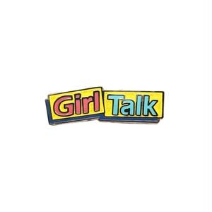 """Pinship""""Girl Talk Pin"""""""