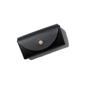 "HIRARI ""SO EXCLUSIVE"" COIN PURSE(BLK×VIOLET)"
