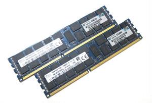 HP型番647653 DDR3 32GB PC3L-10600R デスクトップ用メモリ 240pin DIMM 16GB 2枚組
