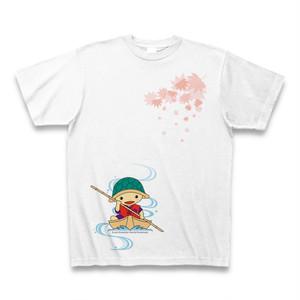 かめまるTシャツ(もみじ)