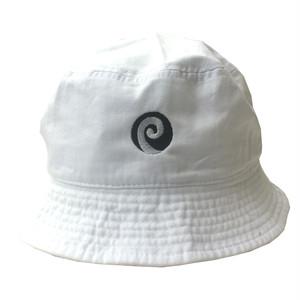 PORT BUCKET HAT ポート沖縄 バケットハット ホワイト