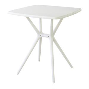 プラスチックテーブル Backman バックマン 西海岸 送料無料 西海岸風 インテリア 家具 雑貨