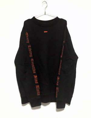 Off White x Vlone Sweat Shirts