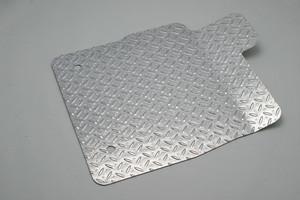 フィエスタ用 アルミ製フロアーボード