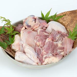 オヤ鶏のお肉  2羽セット  送料無料