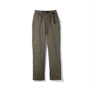 GRAMICCI グラミチ LINEN COTTON LOOSE TAPERED PANTS