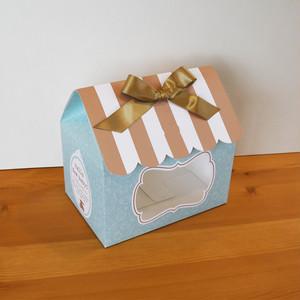 出産祝い  ハウスボックス HELLO