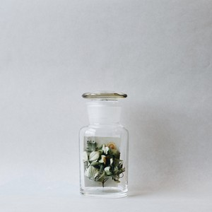 × SILENT POETS GLASS CONTAINER NO.1 (O)