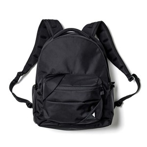 【nunc】 Holiday Backpack -BLACK-
