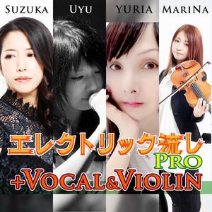 エレ流PRO+ボーカル&バイオリン【歌曲をメールでお届け】