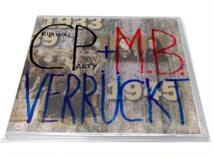 [USED] Criminäl Party - VERRÜCKT (1987|2017) [CD-R]