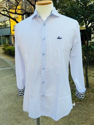 長袖シャツ for men