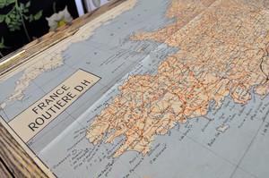 およそ70センチ強!!フランス地図