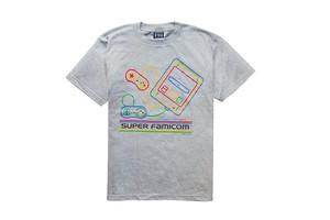スーパーファミコン/SF-BOXデザインT グレー / THE KING OF GAMES