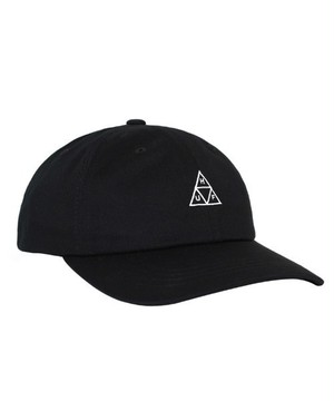 HUF : ESSENTIALS TT CV HAT / BLK