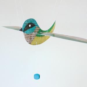 flappin' bird/B.緑