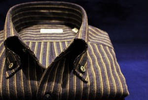 CADETTO ORIGINALS SHIRTS Multicolor Stripe Button-down