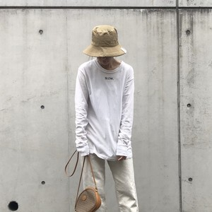 THE H.W.DOG&CO バケットハット BEG