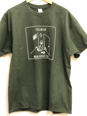 「When the night falls」 S/S TEE
