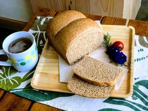全粒粉100% mimiのないパン 半斤/4個入(冷凍)