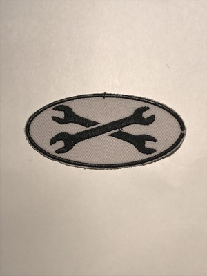 "ORIGINAL Patch""wrench"""