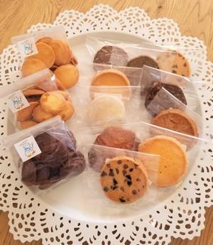 【おやつ】おうち時間においしいクッキーセット