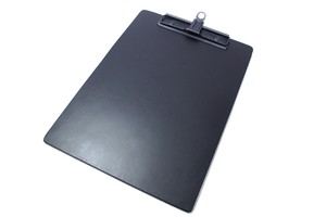 【T.A.S / ティーエーエス】 Leather Clipboard