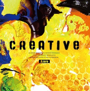 3rd full Album「CREATIVE」