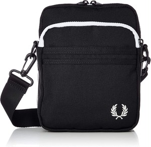 FRED PERRY:Monochrome Side Bag