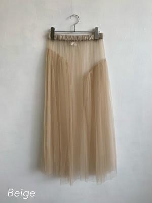 Enlee. チュールスカート