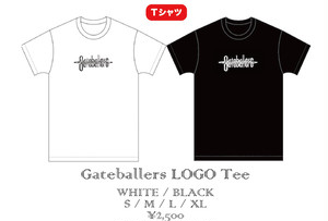 [T-shirts]Gateballers『LOGO Tee』