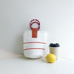Ring Handle Sisal Bag