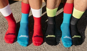 TEAM DREAM BICYCLING TEAM / Dip Sock