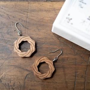 whirlpool / 渦潮(Pierced Hang)