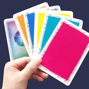 MEカラーリーディングカード(金銀付20色)
