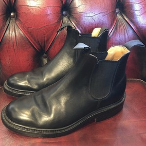Grenson Footmaster Side Gore Boot Made In England UK5G