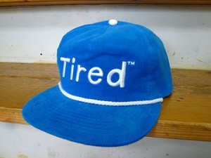 [ TIRED ] Logo Snapback
