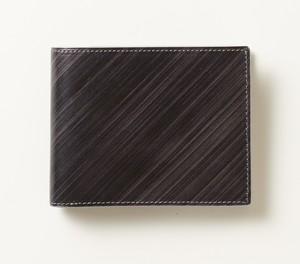 トリコシリーズ 小銭入れ付二つ折り財布