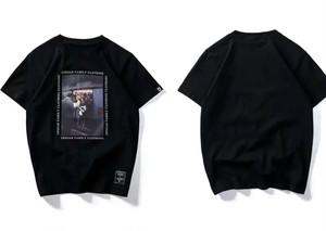 [STREET]アートデザインTシャツ 2カラー