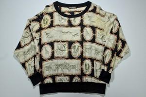 Italy製 Salvatore Ferragamo Silk Shirts‼︎
