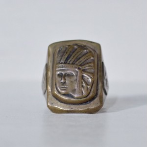 Vintage Mexican Biker Ring / メキシカン バイカー リング