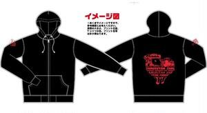 薄手のレッシージップパーカー【在庫限り】