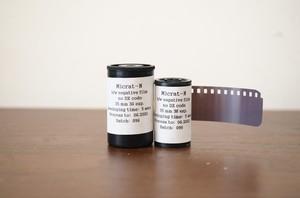 【 35mm モノクロネガ 】ASTRUM( アストラム ) Micrat-N ISO6 36枚撮り