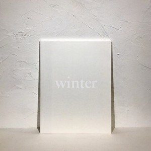 藤田はるか写真集「winter」FUJITA Haruka