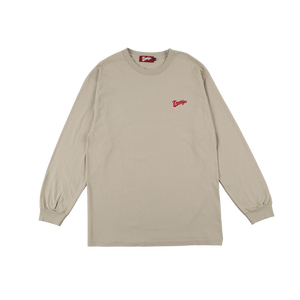 K'rooklyn Long Sleeve T-Shirt -Beige-
