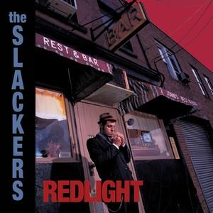 【送料無料】THE SLACKERS  / REDLIGHT 20TH ANNIVERSARY EDITION LP- Black(輸入盤LP)(先着特典プロモ用限定ソノシート)