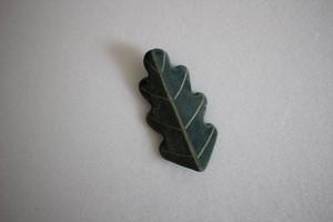 辻本路 箸置き 柏餅の葉