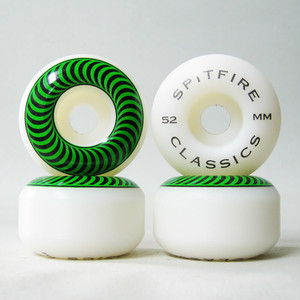 【SPITFIRE】CLASSIC WHITE 52mm
